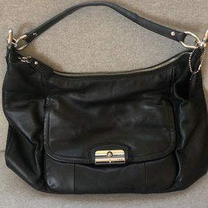 Coach Hobo w/ Front Pocket - Soft Leather - NWOT